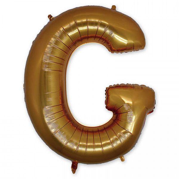 "БУКВА G 40"" Gold"