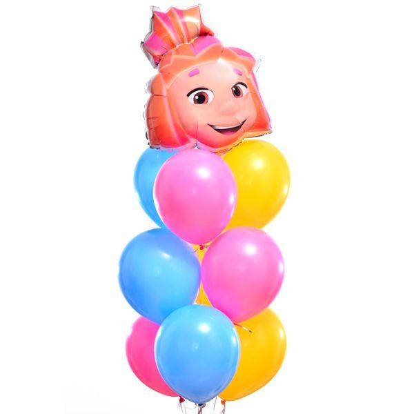 Букет из шаров «Симка»
