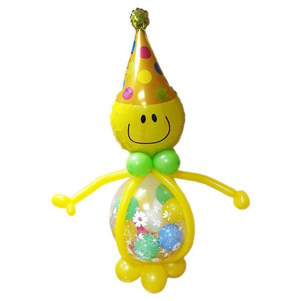 Фигура из шаров «Смайл-сюрприз»