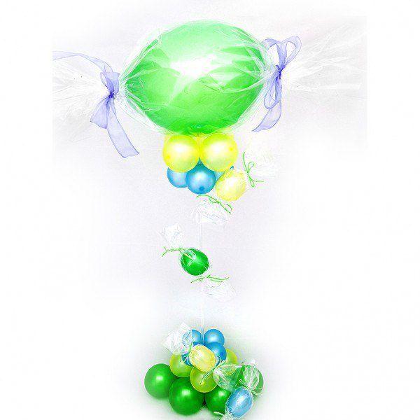 Фигура из шаров Леденец