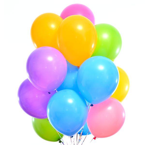 Облако из шаров «Нежность»