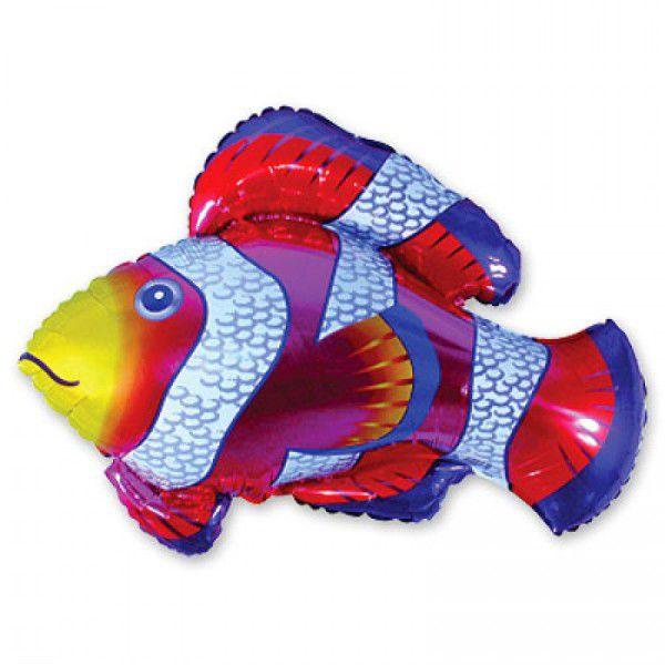 Шар (89 см) Фигура, Рыба-клоун, Фуше.