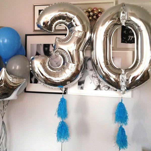шары цифры на день рождения http://onballoon.ru/