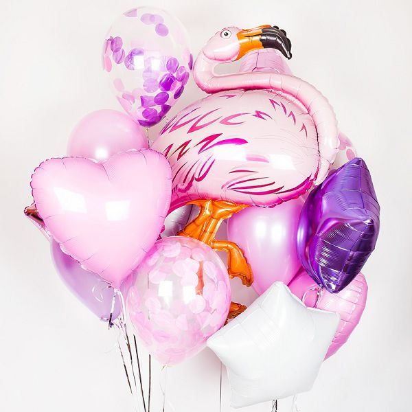 Шары с конфетти. Компания onballoon.ru