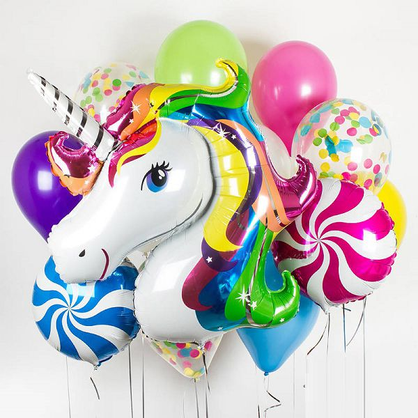 Доставка воздушных шары пони http://onballoon.ru