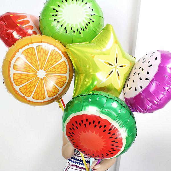 воздушные шары фрукты купить http://onballoon.ru, воздушный шар апельсин, воздушный шар клубника, воздушный шар киви, воздушный шар ананас