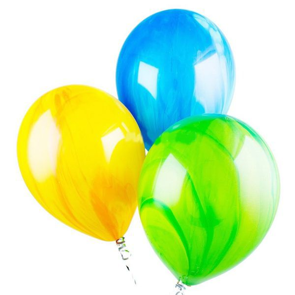 Воздушный шар агат http://onballoon.ru