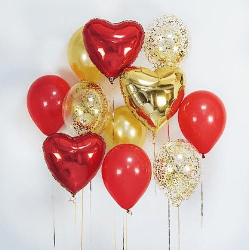 фонтаны из шаров на свадьбу. http://onballoon.ru
