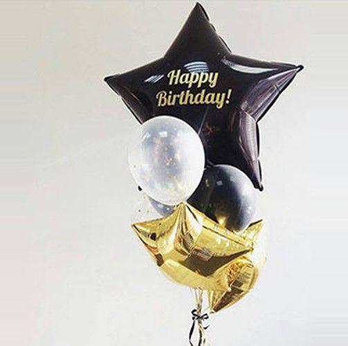 Воздушные шары для мужчины.2 www.onballoon.ru