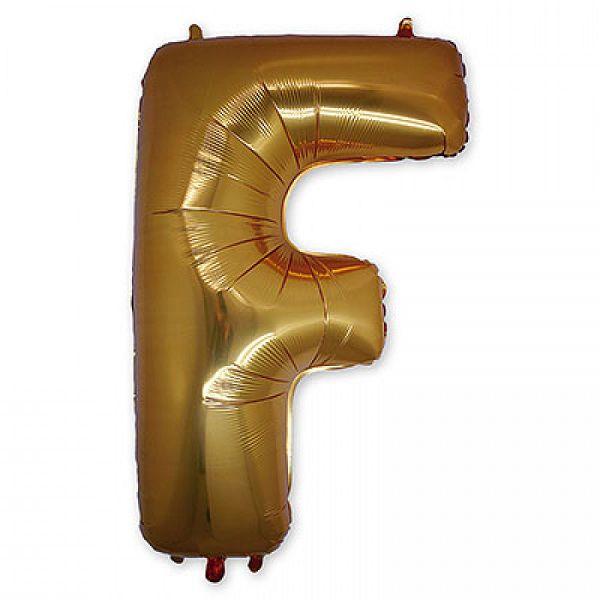 """БУКВА F 40"""" Gold"""