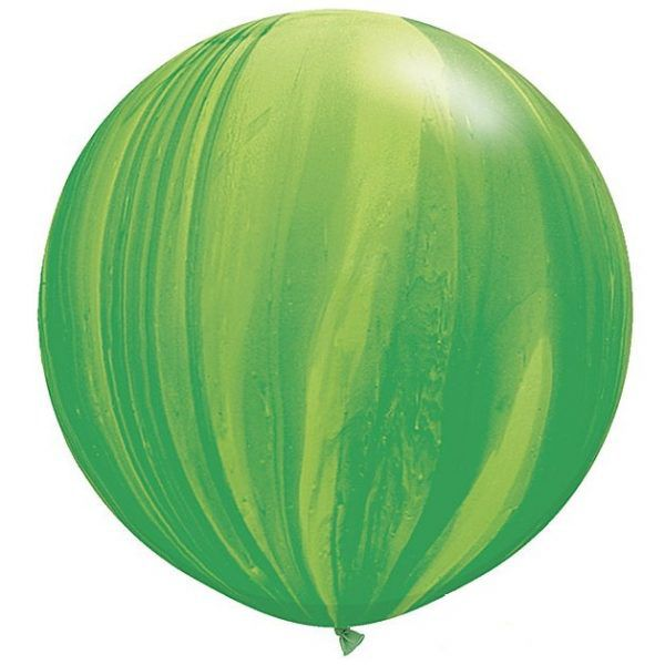 Шар (36''/91 см) Супер Агат Green