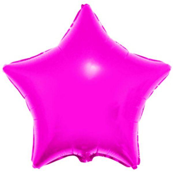 Шар (46 см) Звезда, Фуше