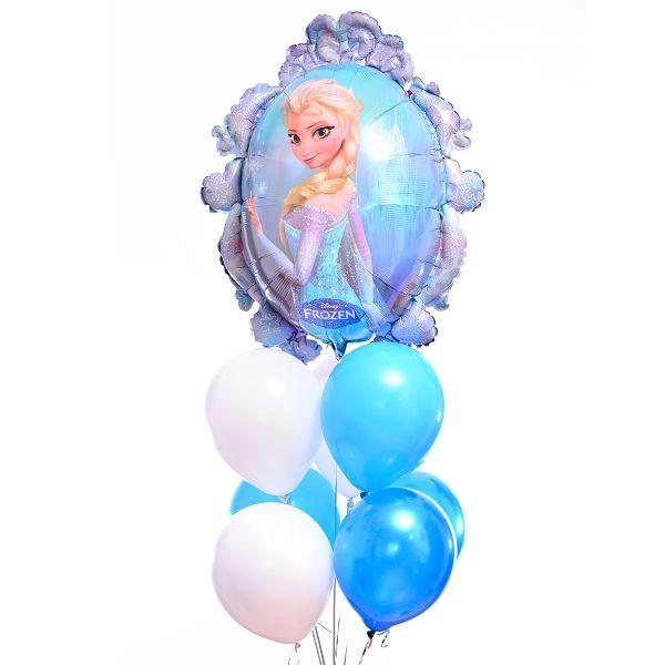 Букет из шаров «Эльза»