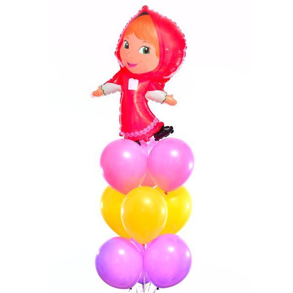 Букет из шаров «Машенька»