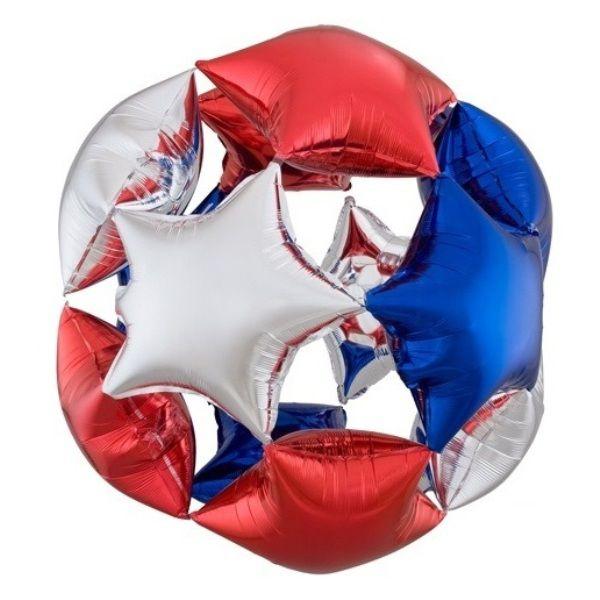 Фигура из шаров «Звездный шар»