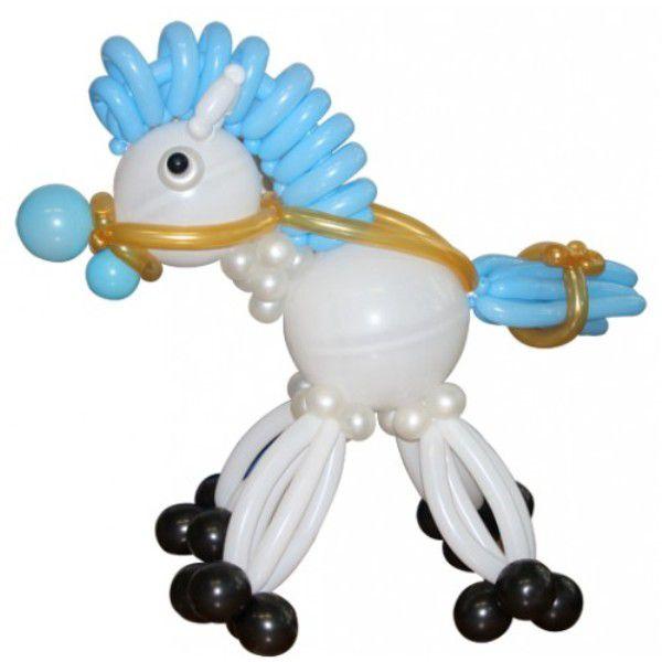 Фигура из шаров «Лошадка»