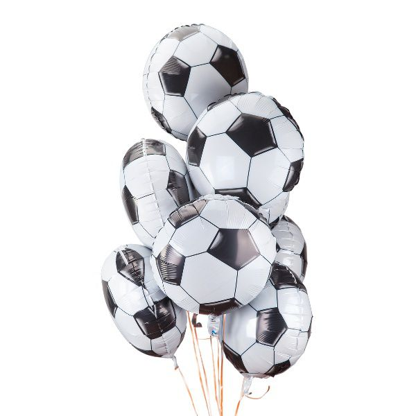 Облако из шаров «Футболисту»