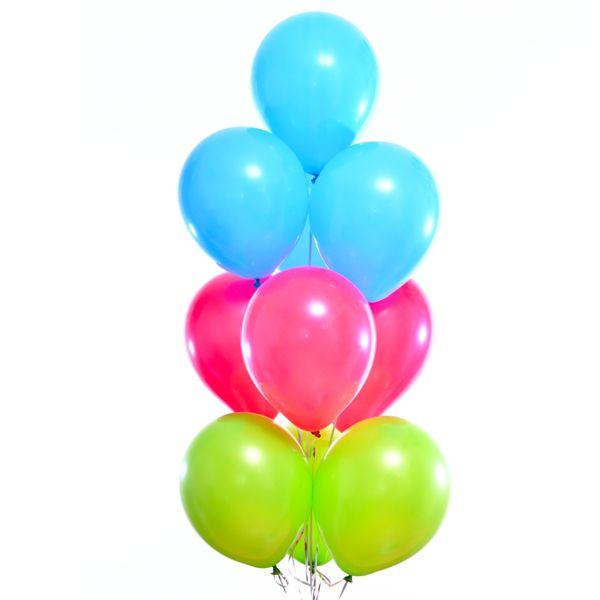 Облако из шаров «Разноцветные.2»
