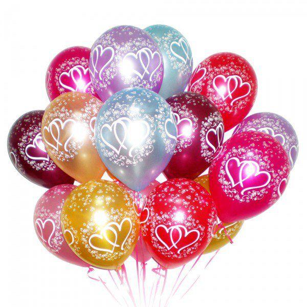 поздравления на свадьбу для подарка воздушные шары если настраивали