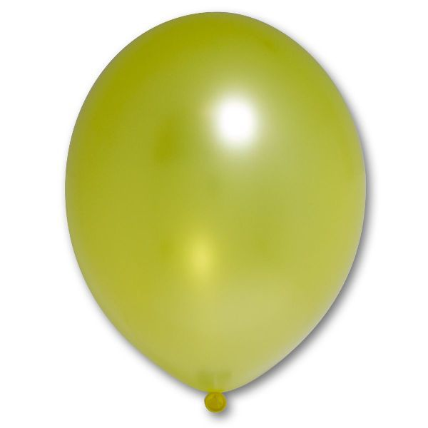 Желтый металлик
