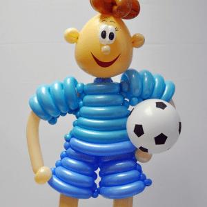 Воздушные шары на спортивный праздник