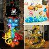 Воздушные шары на день рождения купить. Компания onballoon.ru.