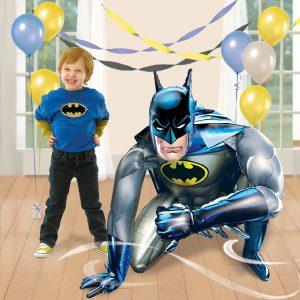 Воздушные шары Бэтмэн