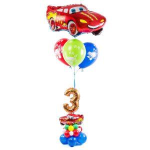 Воздушные шары «Тачки»