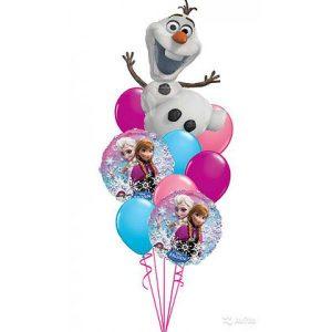 Воздушные шары «Холодное сердце»