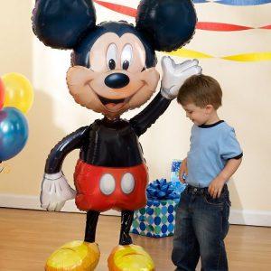 Воздушные шары с Микки Маусом