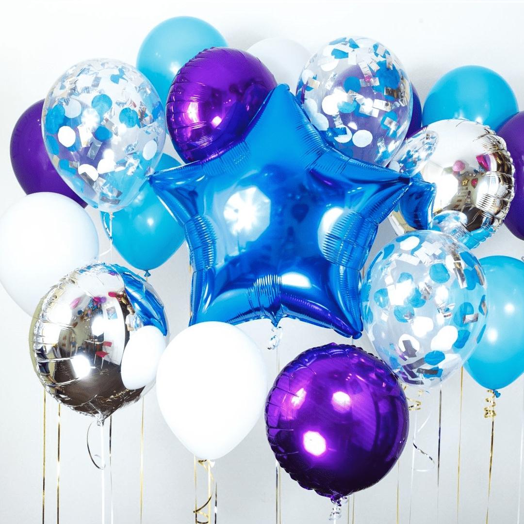 Воздушные шары для мужчины. http://onballoon.ru