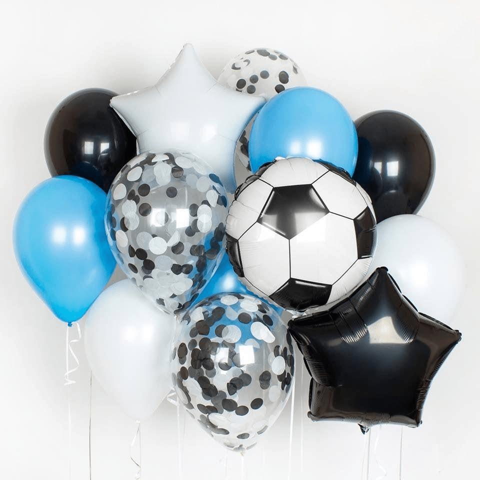 Воздушные шары футбол. Воздушные шары для мужчины. http://onballoon.ru