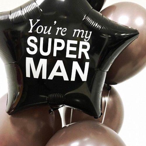 Воздушные шары для мужчины.4 www.onballoon.ru