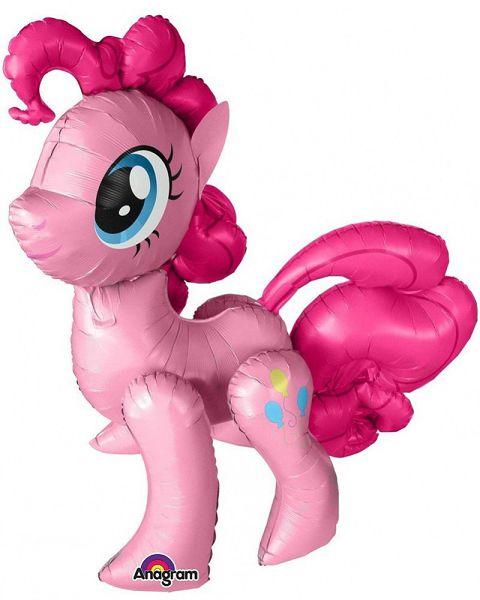 Шар (47''/119 см) Ходячая Фигура, Милая пони Пинки Пай, http://onballoon.ru