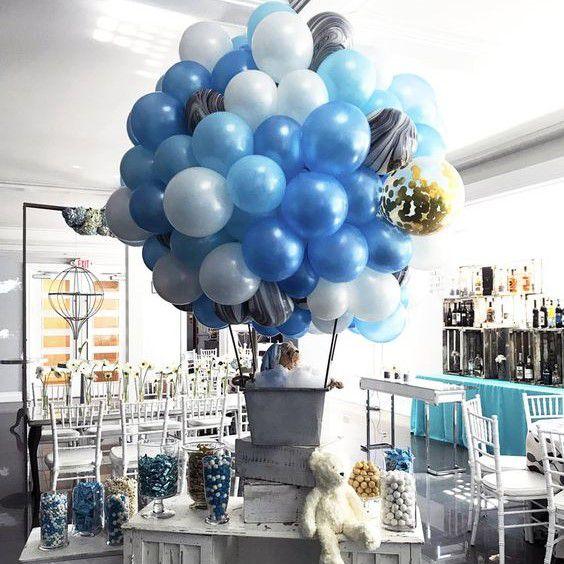 Воздушный шар из шариков купить на https://onballoon.ru
