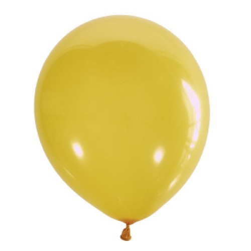 Воздушный шарик мандарин декоратор