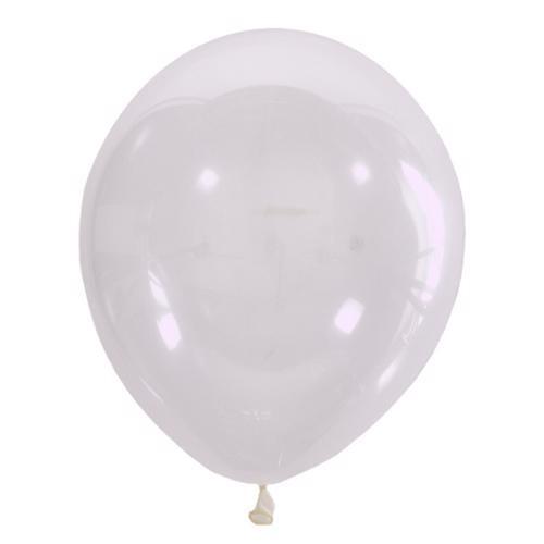 Воздушный шарик прозрачный декоратор