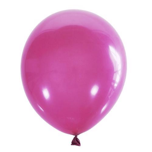 Воздушный шарик розовый декоратор