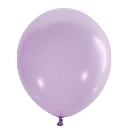 Воздушный шарик светло-фиолетовый декоратор