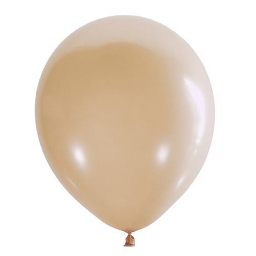 Воздушный шарик телесный декоратор
