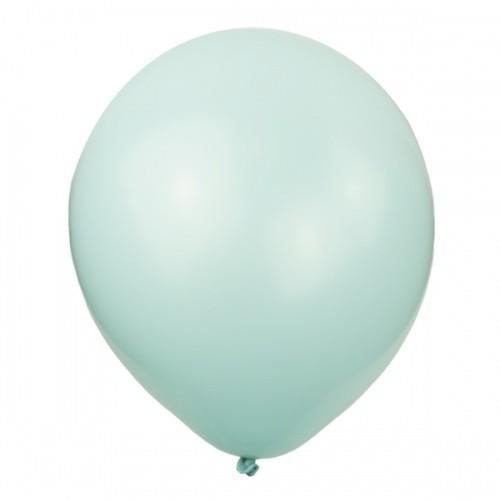 Воздушный шарик винтажный голубой декоратор