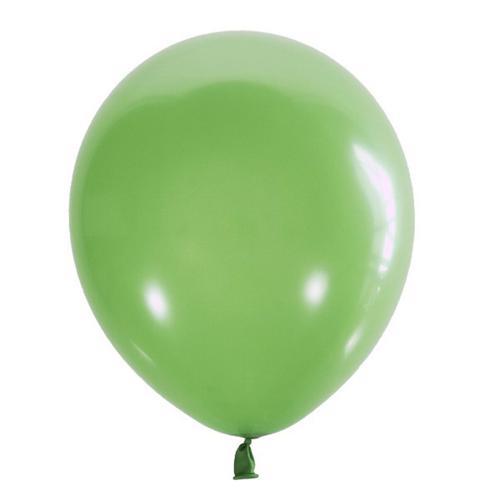 Воздушный шарик зеленый декоратор