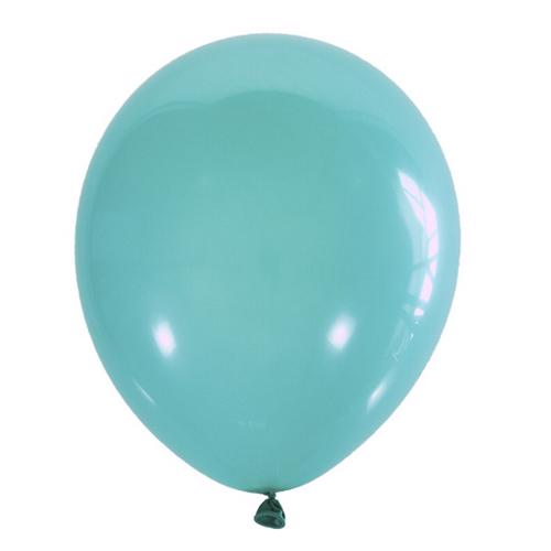 Воздушный шарик салатовый пастель