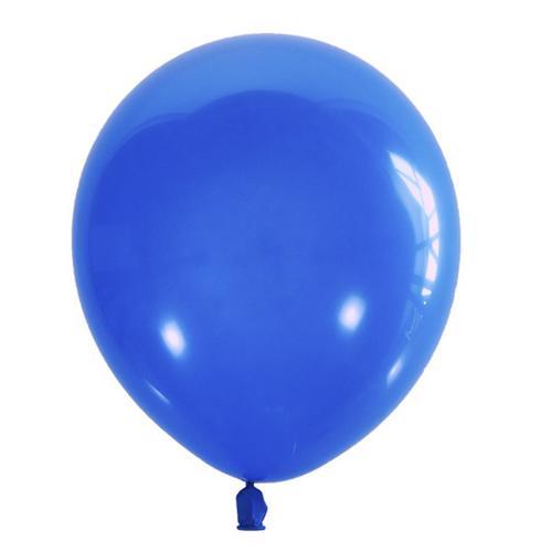 Воздушный шарик синий пастель