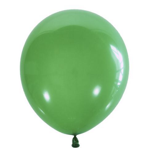 Воздушный шарик зеленый пастель
