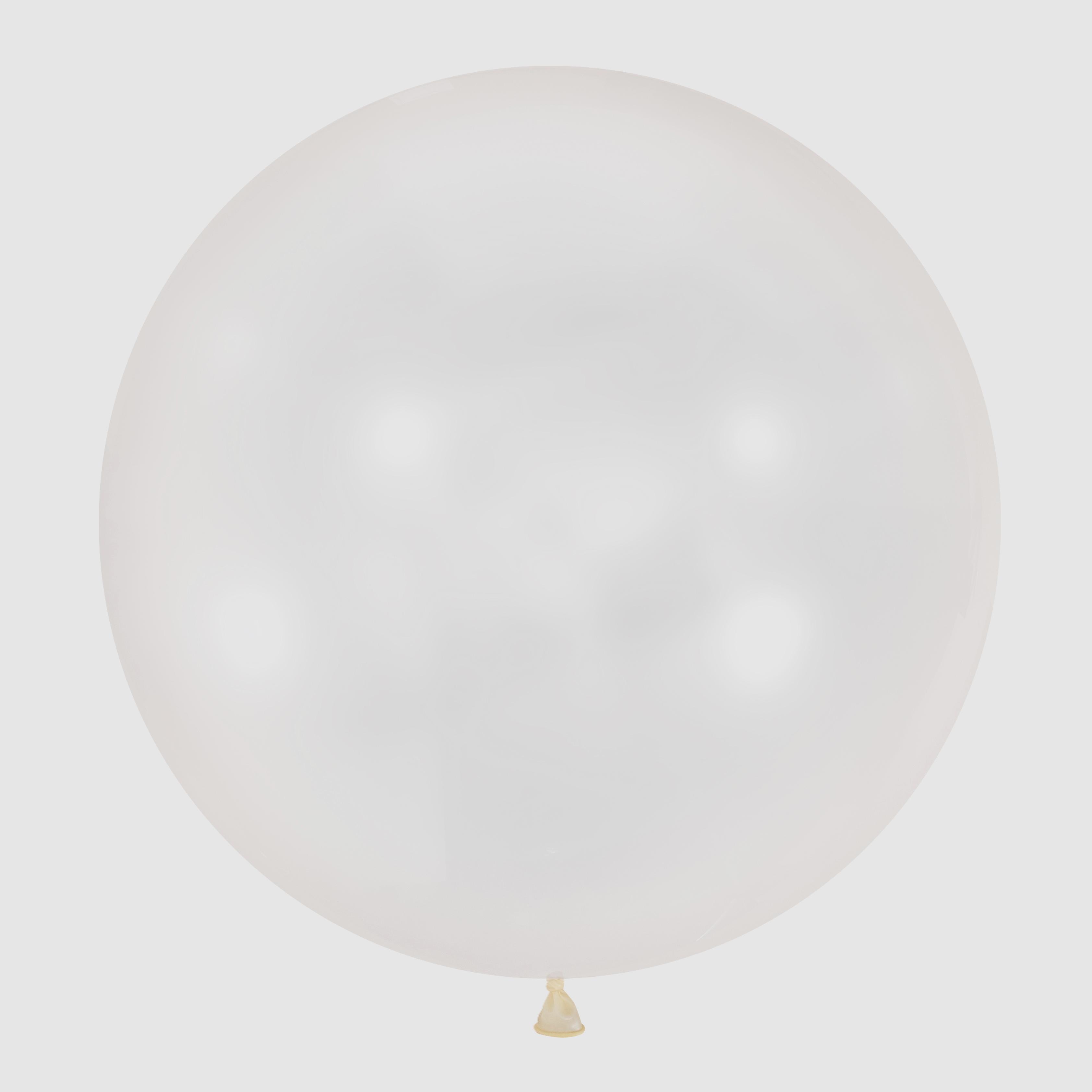 Большой олимпийский прозрачный шарик 90 см.