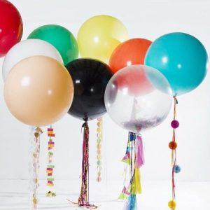 Большие латексные шары